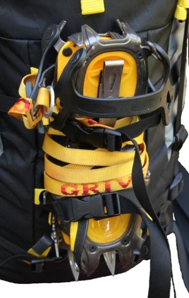 Delta Pack : Crampon Straps