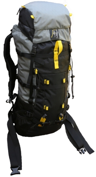 Delta Pack - speed ascents
