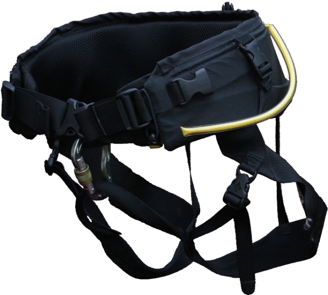 Omega Pack hip belt