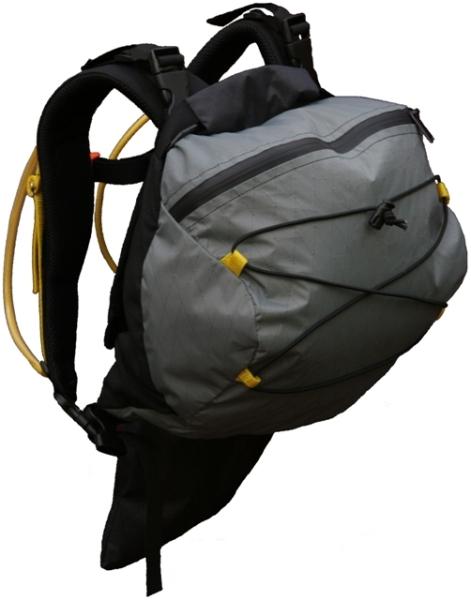 Omega Pack - vest style gear sling